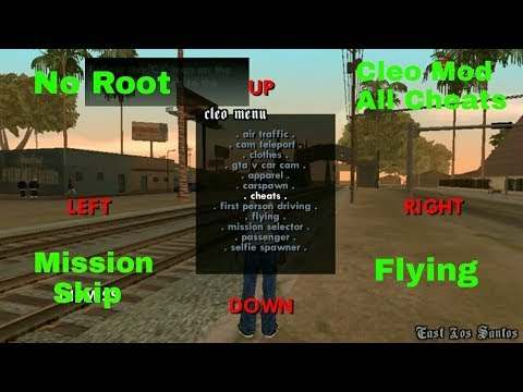 How To Install GTA SA Mod On A Android Phone 2018