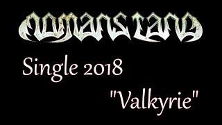 NOMANS LAND - Valkyrie (Lyric Video)