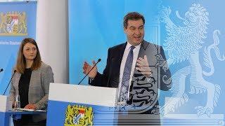 Kabinett zu Datenschutz und Datensicherheit - Bayern