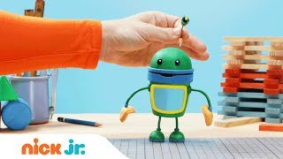 Download lagu How to Build Your Own Bot from Team Umizoomi DIY Crafts Nick Jr MP3