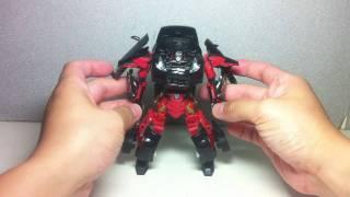 Transformers Alternity Megatron Fairlady Z Black Version