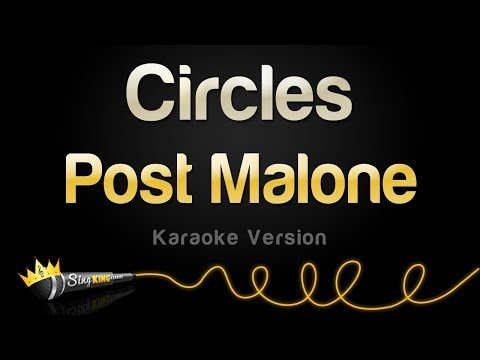Post Malone - Circles (Karaoke Version)