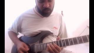 Api Kawruda - Wayo Guitar Solo Cover