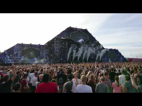 Tiësto 'Split (Only You)' LIVE @ Weekend Festival 2016 Helsinki Finland
