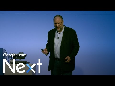 One CIO's Experience Making a Real Difference Through the Power of Cloud (Google Cloud Next '17)