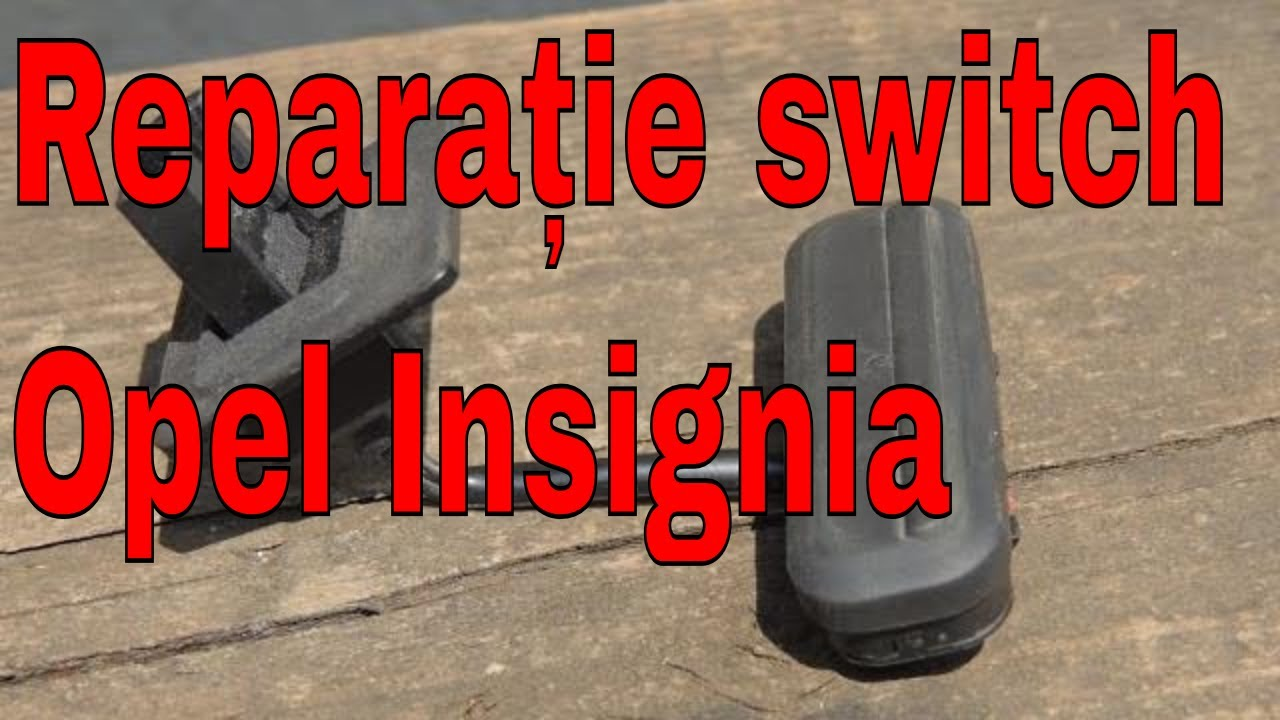 insignia boot switch