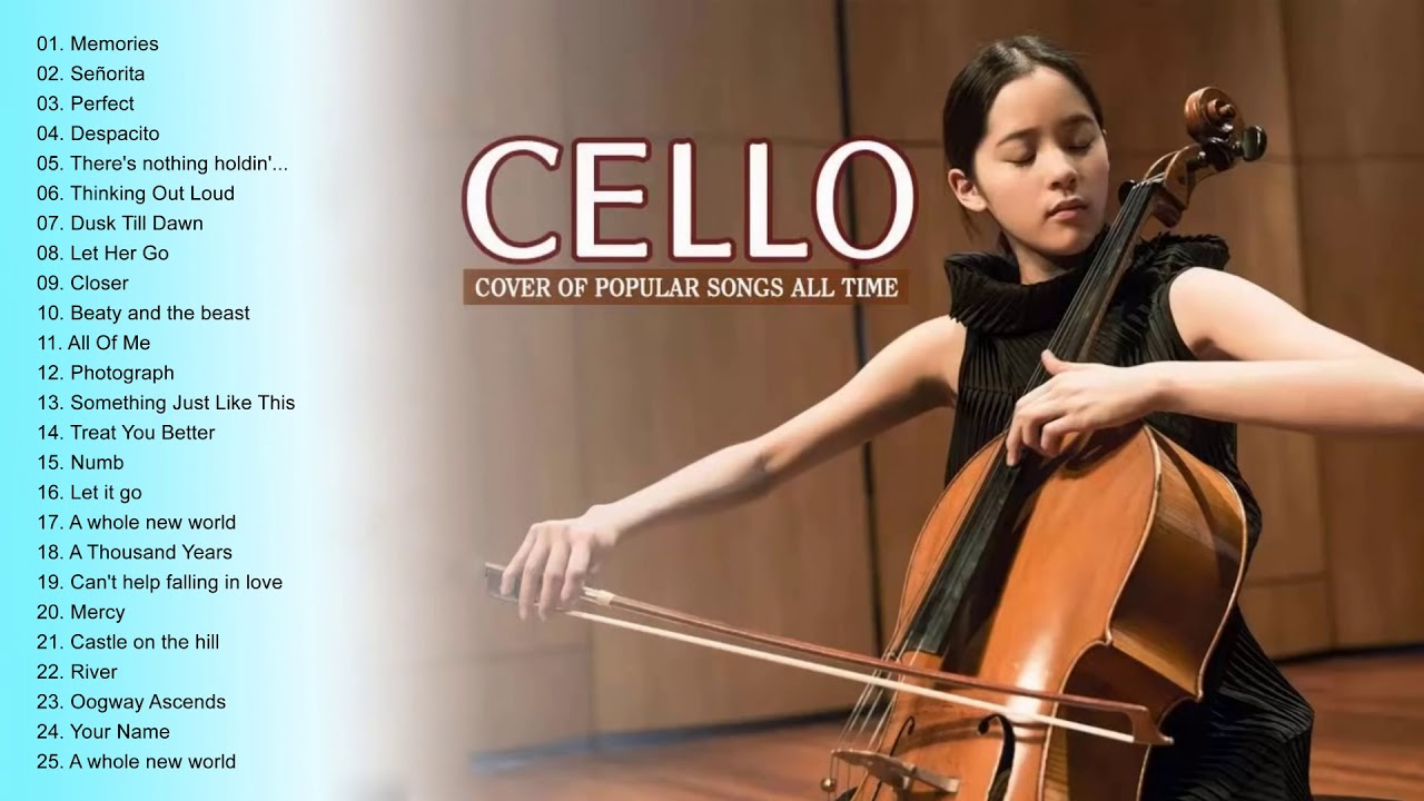 Download Top Cello Covers of Popular Songs 2020 - Best Instrumental Cello Covers All Time