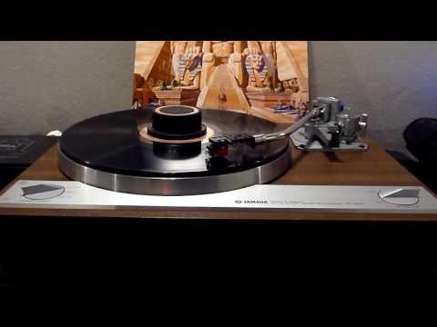 Iron Maiden Powerslave - Vinyl RIP