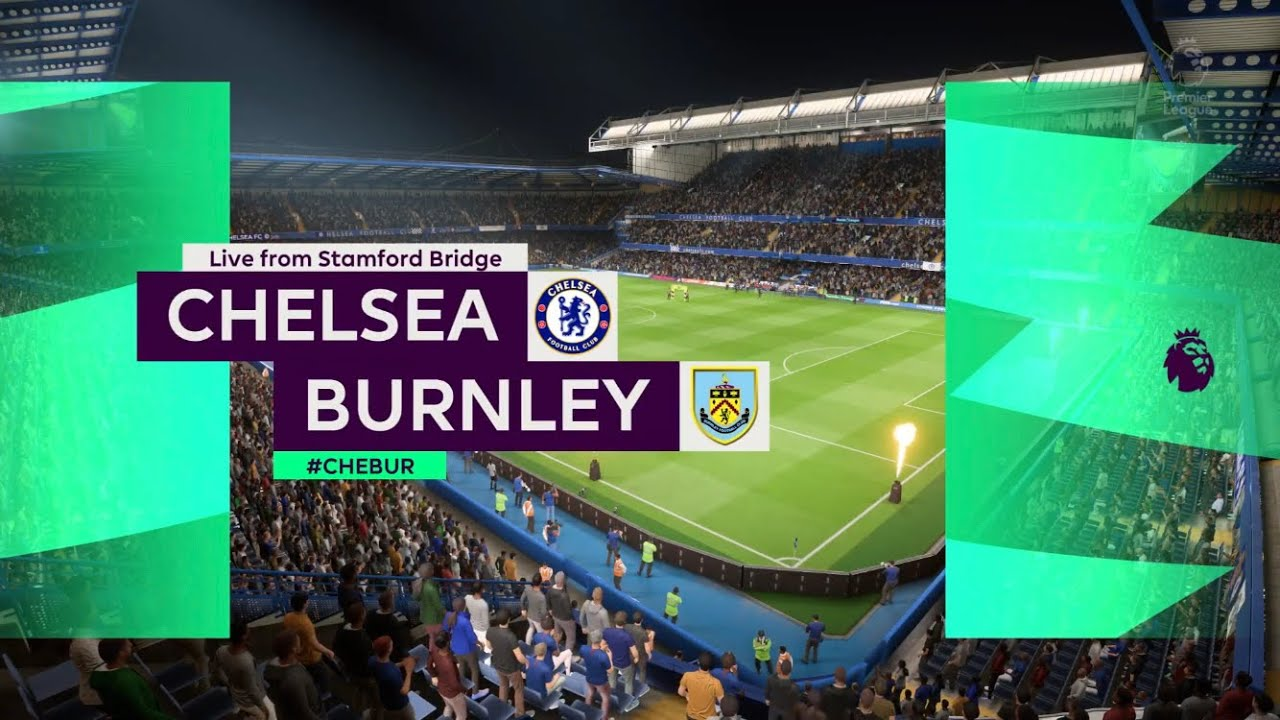 FIFA 20 | CHELSEA vs BURNLEY | PREMIER LEAGUE PS4