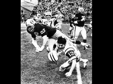Jets at Raiders 1972