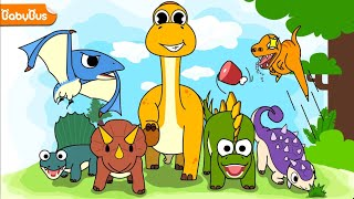 Развивающий мультик про динозавров