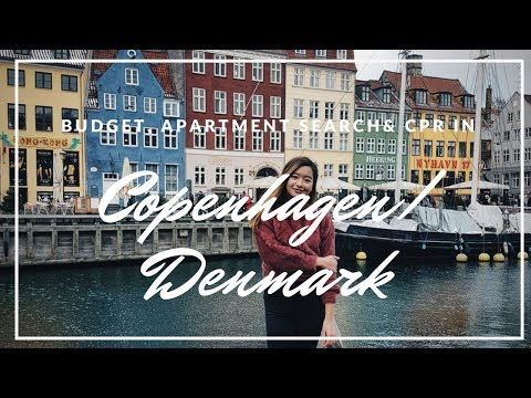 Copenhagen & Denmark - Living here. Budget. Finding A Place. CPR number (metropolife.net)