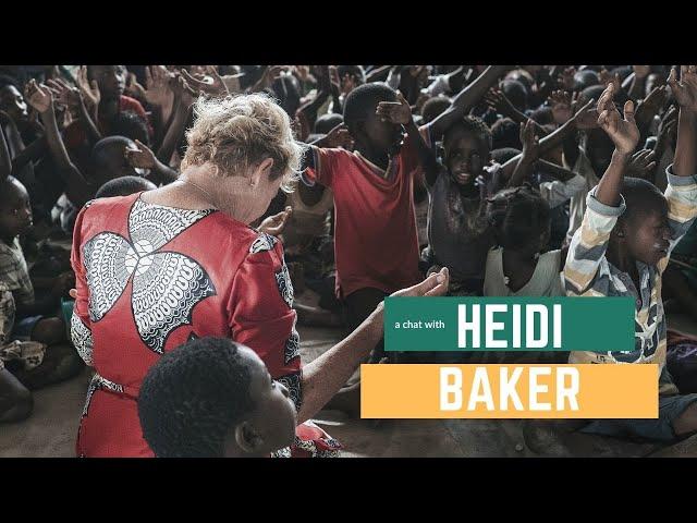 Heidi Baker - Worship and Chats