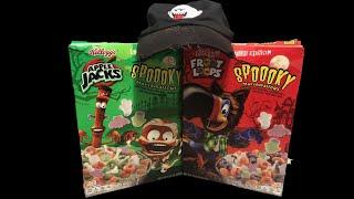 Gambar cover Spooky froot loop apple jacks cereal!