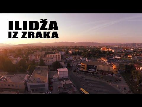 Ilidza - Snimci iz zraka