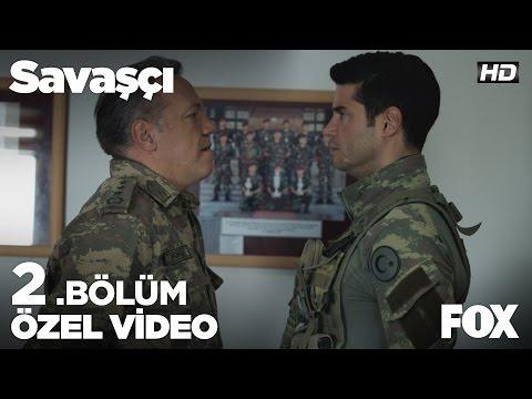 Albay Kopuz ve Yüzbaşı Kağan karşı karşıya! Savaşçı 2. Bölüm