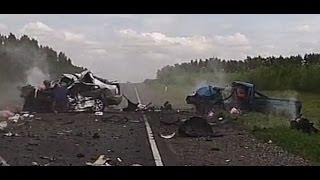 Кошмарное ДТП под Воронежем. Выжил только 2х летний ребенок