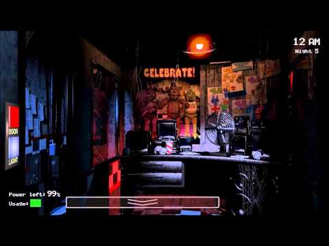 Five Nights At Freddy's #6: Boo Hoo For Me