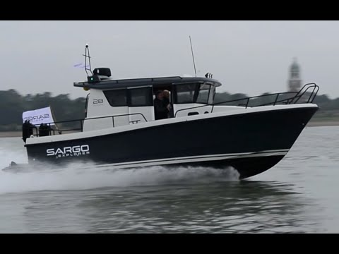 Sargo 28 Explorer from Motor Boat & Yachting