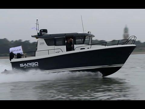 Sargo 28 Explorer from Motor Boat & Yachting