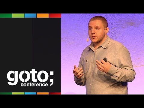 GOTO 2016 • Nomad: Scheduling Applications at Scale • Seth Vargo
