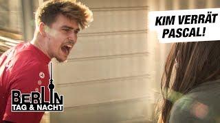 Berlin - Tag & Nacht - Kim verrät Pascal #1686 - RTL II