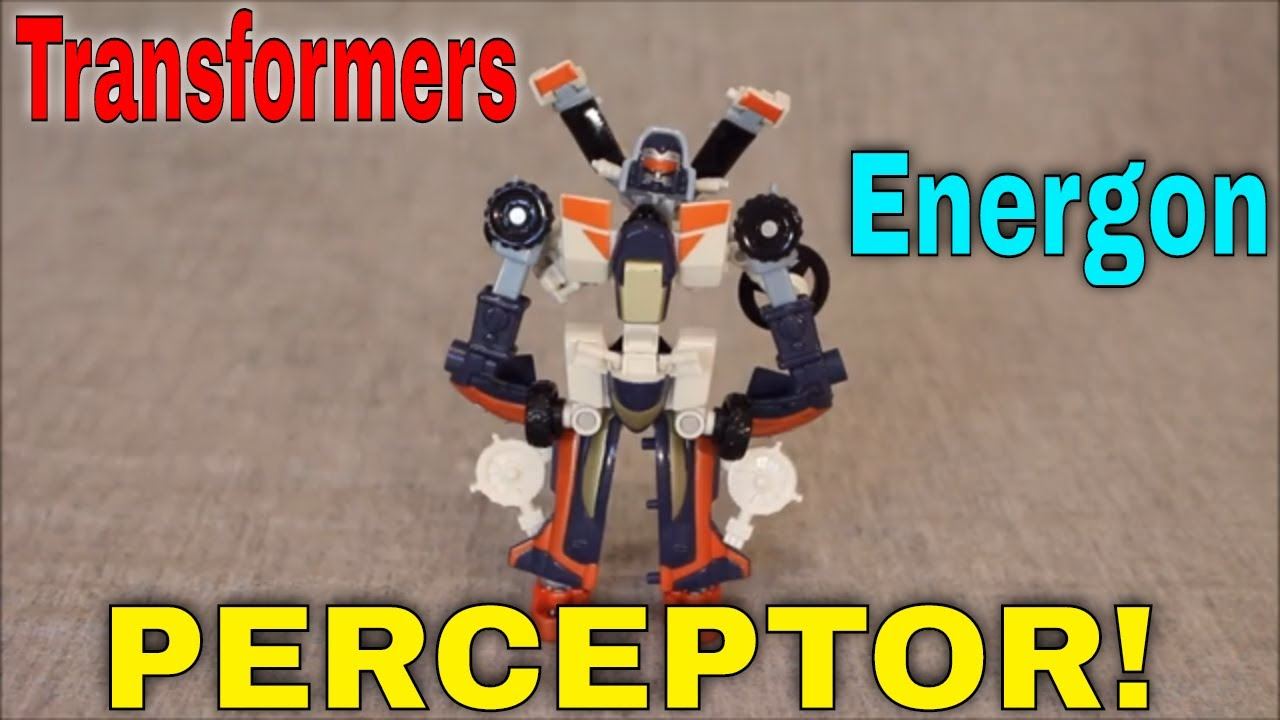 Another Perceptor: Energon Perceptor, that is! By GotBot
