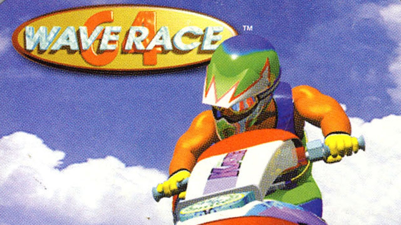 jet ski game for n64