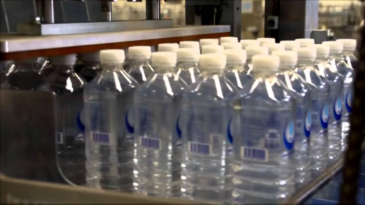1e04dc815e Nu Pure Beverages Production - YouTube
