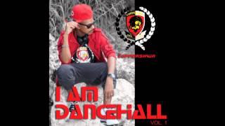 Coppershot Music - I Am Dancehall Vol. 1 (2015 Dancehall Mix CD)