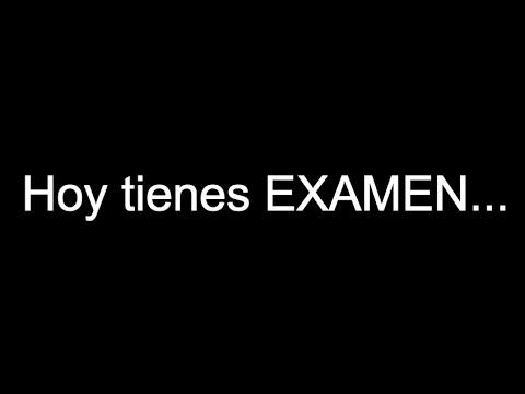 Motivación Para Examen