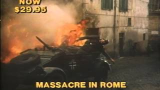 Massacre In Rome 1973 Movie Trailer