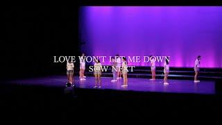 Love Won't Let me Down - Sow Next