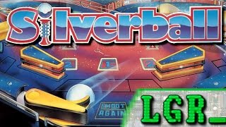 LGR - Silverball - DOS PC Game Review