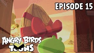 Angry Birds Toons | Trojan Egg - S1 Ep15