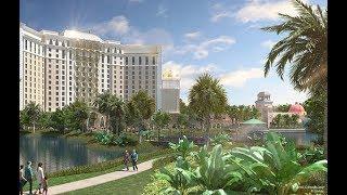 Disney's Coronado Springs Resort Flyover Video