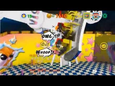 Panic Star_Horror Land - Theme Park Rider Playing Movie - 동영상