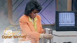 "Oprah Versus '90s Technology: ""A World of 'Techno Don't"" | The Oprah Winfrey Show | OWN"