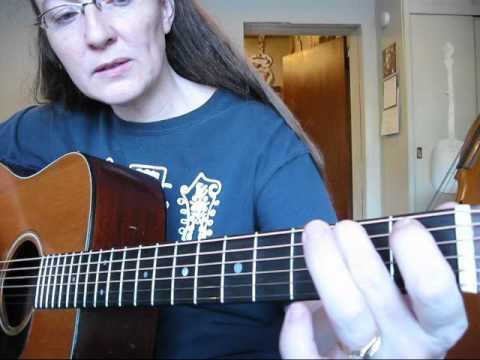 Beginning Guitar:  Bluegrass G Lick / Run