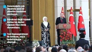 Cumhurbaşkanlığı Külliyesi'nde tarihi gün