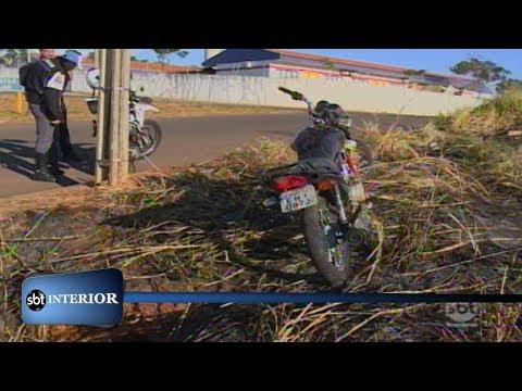 Corpo de motociclista é encontrado morto em rodovia de Prudente