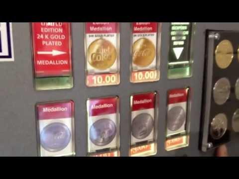 "Tour of ""Everything Coca-Cola"" in Las Vegas"