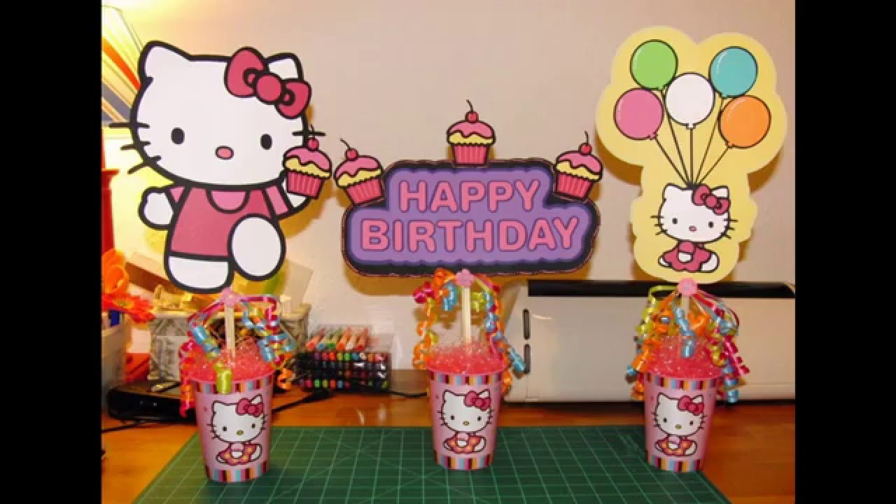 Stunning Birthday Party Table Decoration Ideas