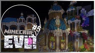 MINECRAFT EVO | Expanding the base even more?? #5 ~ Base, Base, Base