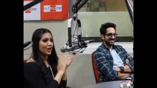 Interview with Ayush...