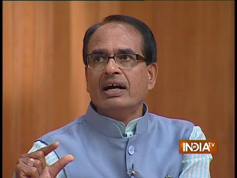 Shivraj Singh on Burqa Controversy at Modi's Rally in Bhopal - India TV