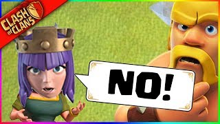 DON'T ATTACK WITH THESE HEROES in Clash of Clans..!!!