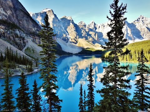 Beauty of the Rocky Mountains (HD)