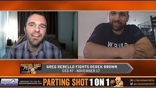 Greg Rebello talks CES 47, Contender Series and Boston Bruins Hockey