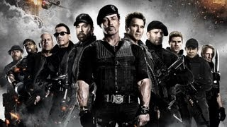 The Expendables 2: Videogame - Gameplay [HD]